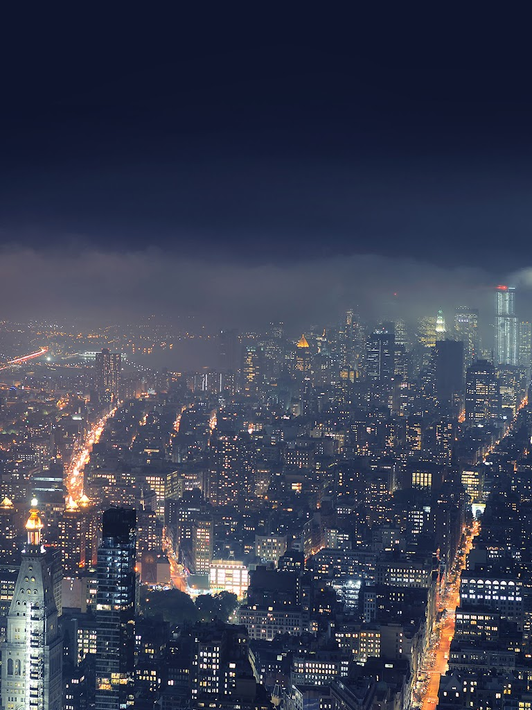 Beautiful Wallpaper Night Android - gotham-city-at-night-android-wallpaper  Collection.jpg