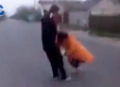 Mareando a una Abuela