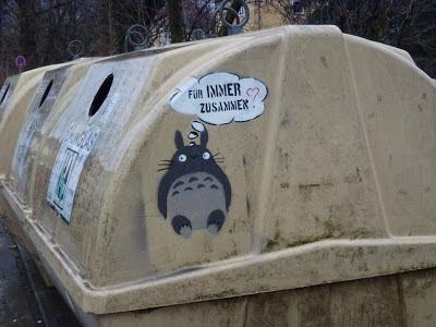 Streetart, Stencil, Graffiti München