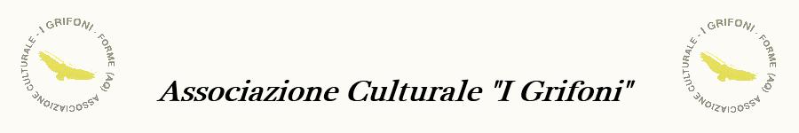 """Associazione Culturale """"I Grifoni"""""""
