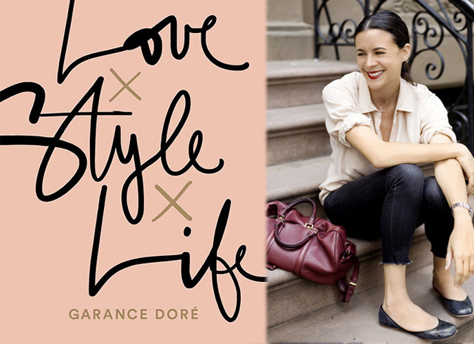 Best fashion and style book releases in autumn / fall 2015 / Garance Dore LovexStylexLife boo / via fashionedbylove.co.uk british fashion blog