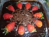 Cokelat Moist Wt ganache