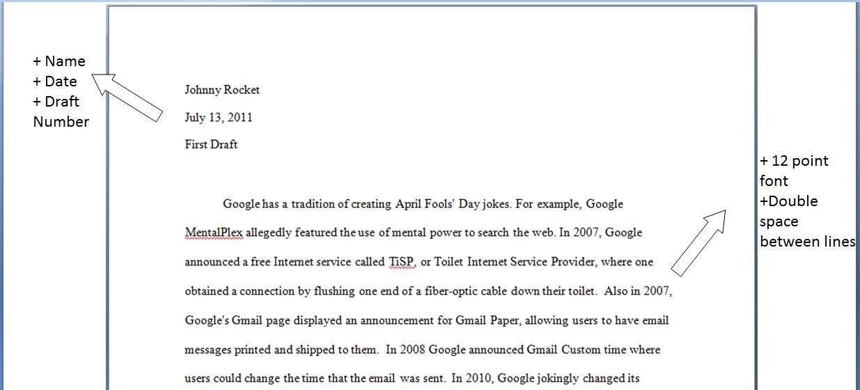 college essay inspiration