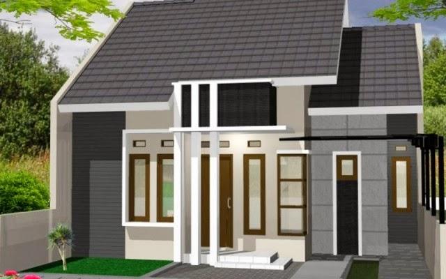 Rumah Minimalis Sederhana Type 36 Modern