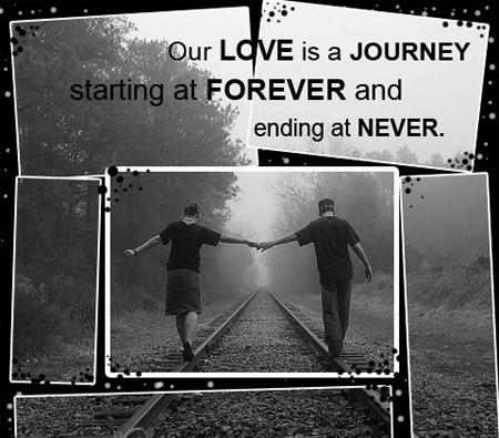 PinoySpeaks: love is a journey