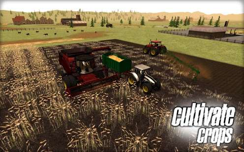 Farmer Sim 2015 v1.1.0  Full Hileli Mod Apk İndir