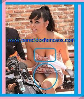 Cristina Pedroche Descuidos de Famosos