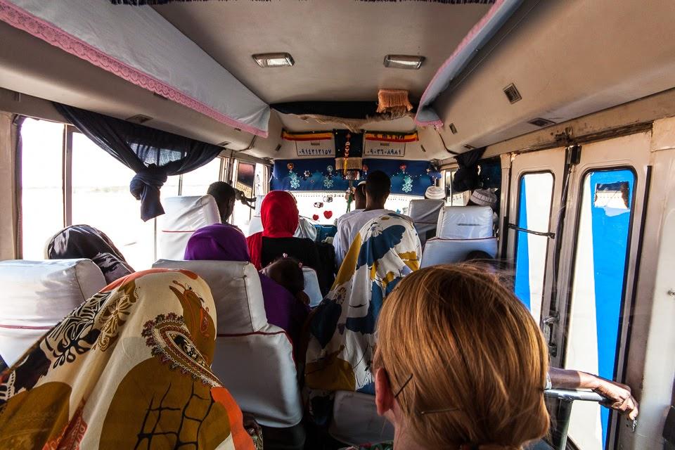 a begrawijjai buszon