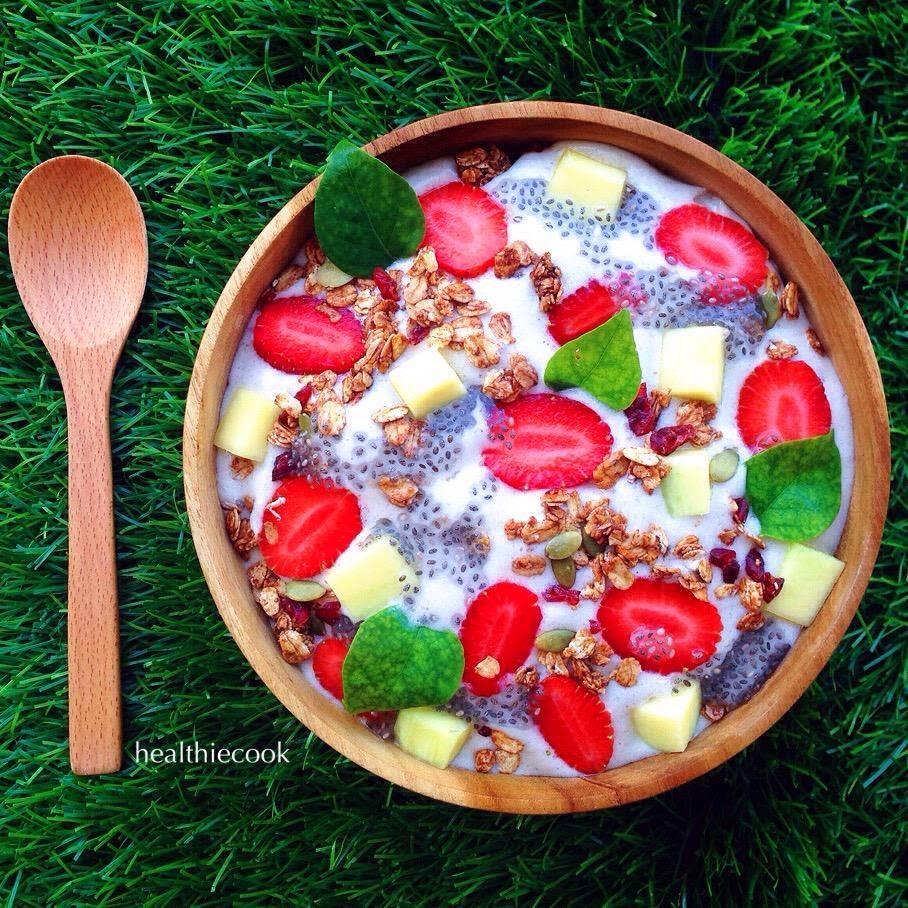Tropical Fruit Ice Cream images