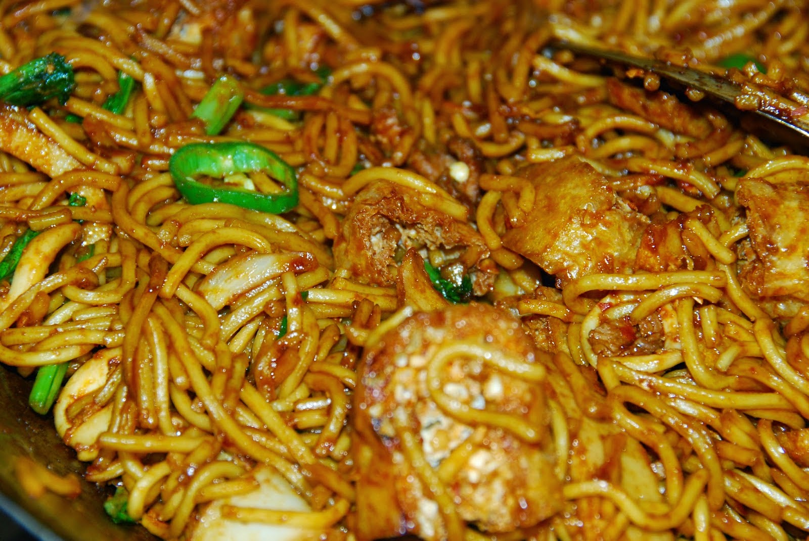 Mee Hoon Goreng Mamak Recipe Resepi Mee Goreng Mamak Sedap