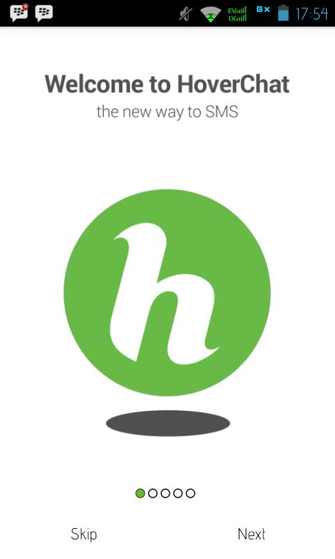 HoverChat - Aplikasi Untuk Membuka Pesan Tanpa Menutup Aplikasi yang Sedang Aktif