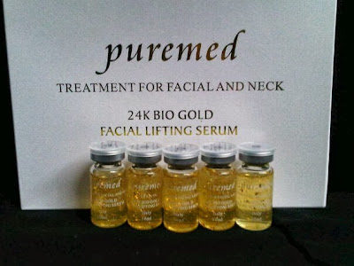 Puremed Gold Serum Original