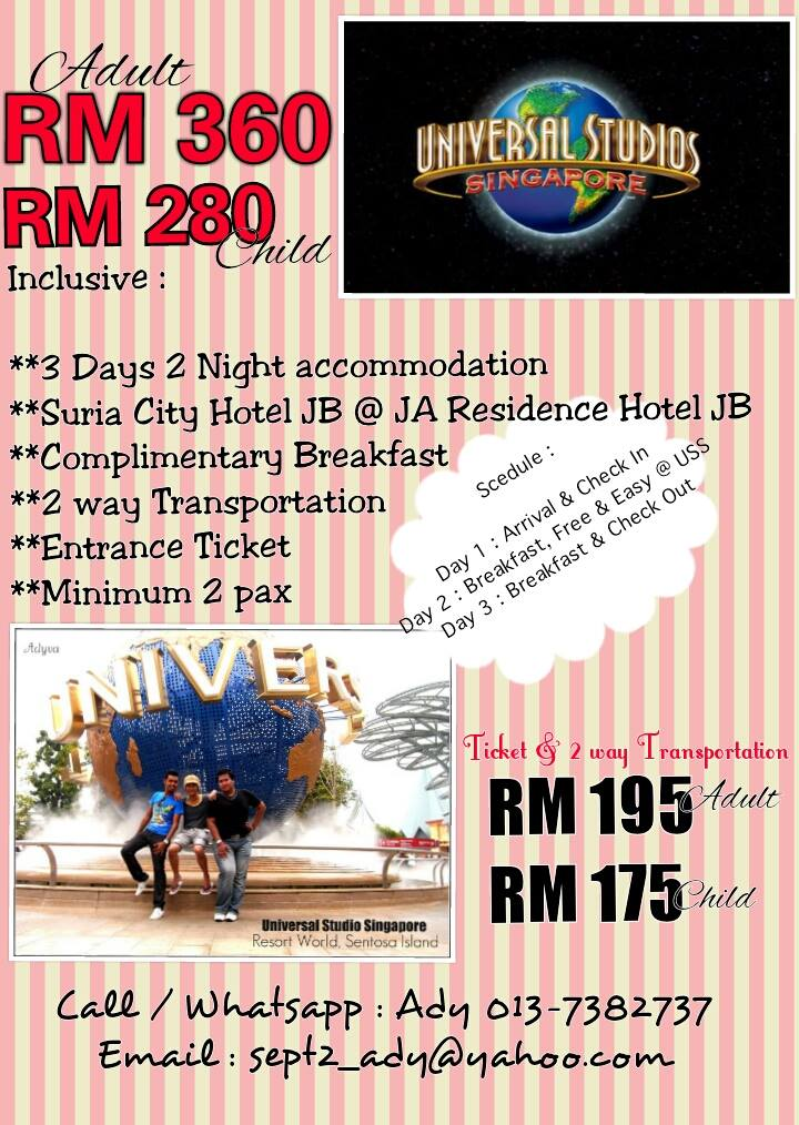 PROMOSI USS PACKAGE