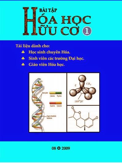 Bài tập hóa hữu cơ 1