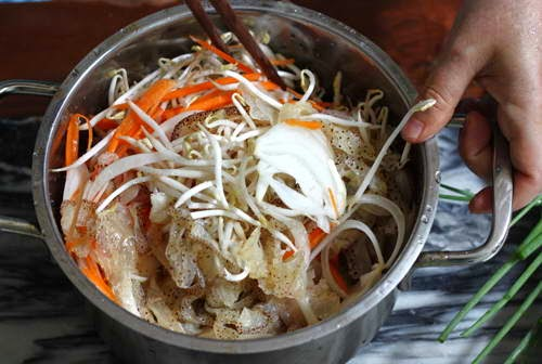 Jelly Fish Salad - Gỏi Sứa