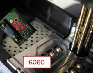 Nokia 6060 Pinout