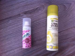 shampoing sec garnier versus batiste