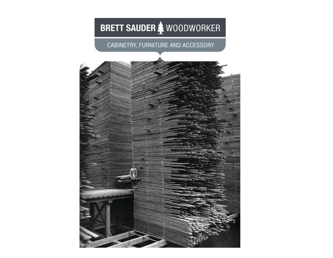 BRETT SAUDER / WOODWORKER