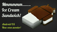 OS Android Ice Cream Sandwich, android