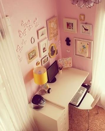 foto oficina rosada