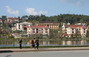 Sapa town - October 2012
