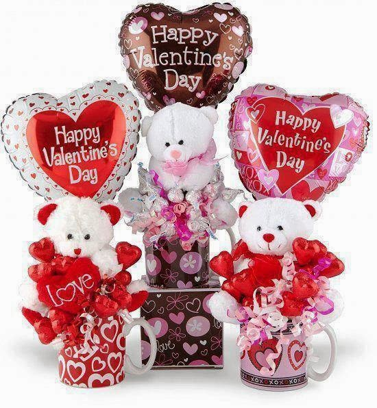 teddy bears vii hugs kisses valentines day - Valentine Day Bears