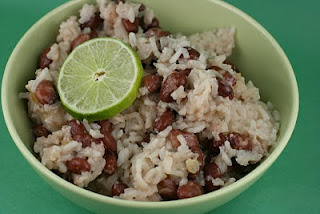 Slow-Cooker Coconut Red Beans and Rice
