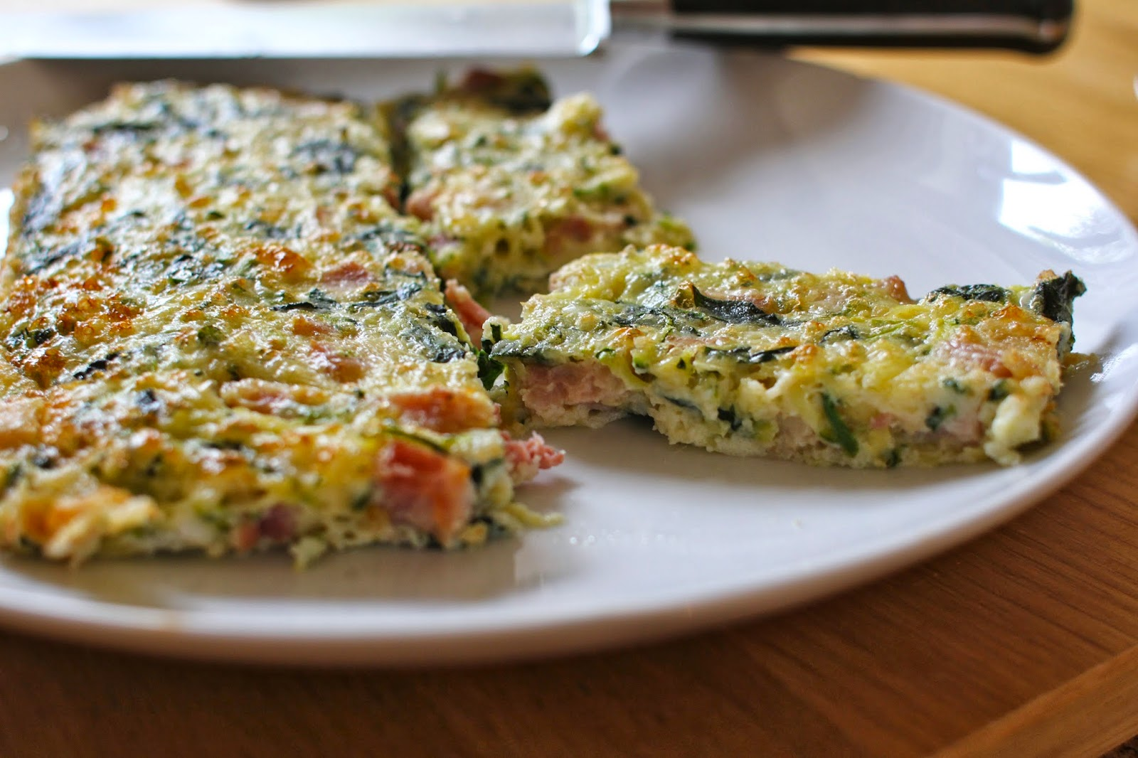 Baby Frittatas Recipe — Dishmaps