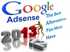 Best Adsense Alternatives 2013