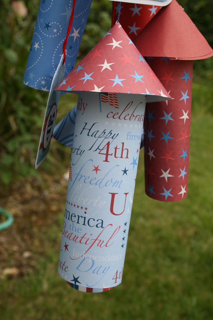 Love your mother 4th of july decorating for 4th of july decoration