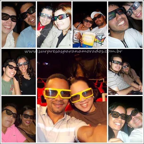 cinema com o namorado