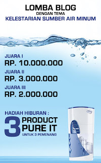Lomba blog pure it