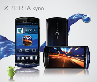 Applications Sony Ericsson Xperia Kyno gratuites