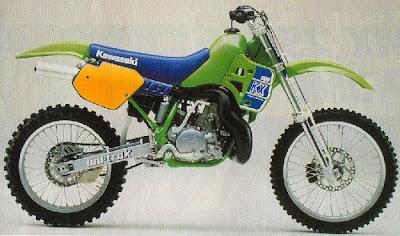 Kawasaki Kx Race Parts