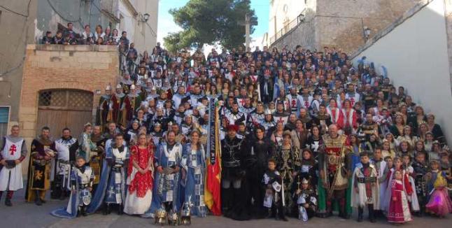 Fiestas de moros y cristianos monforte del cid las - Casas prefabricadas monforte del cid ...