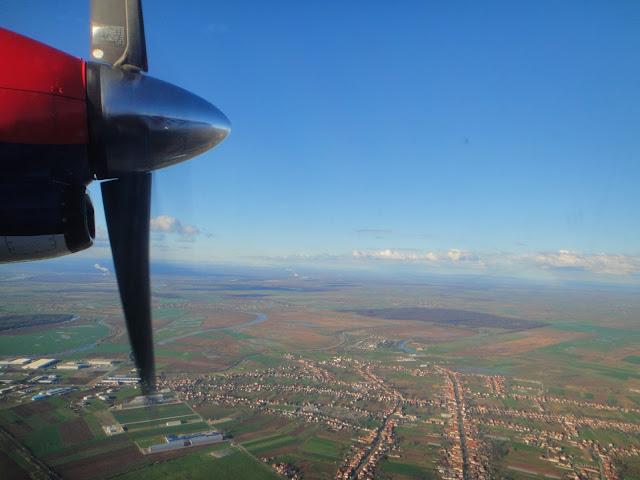 flight belgrade - zagreb