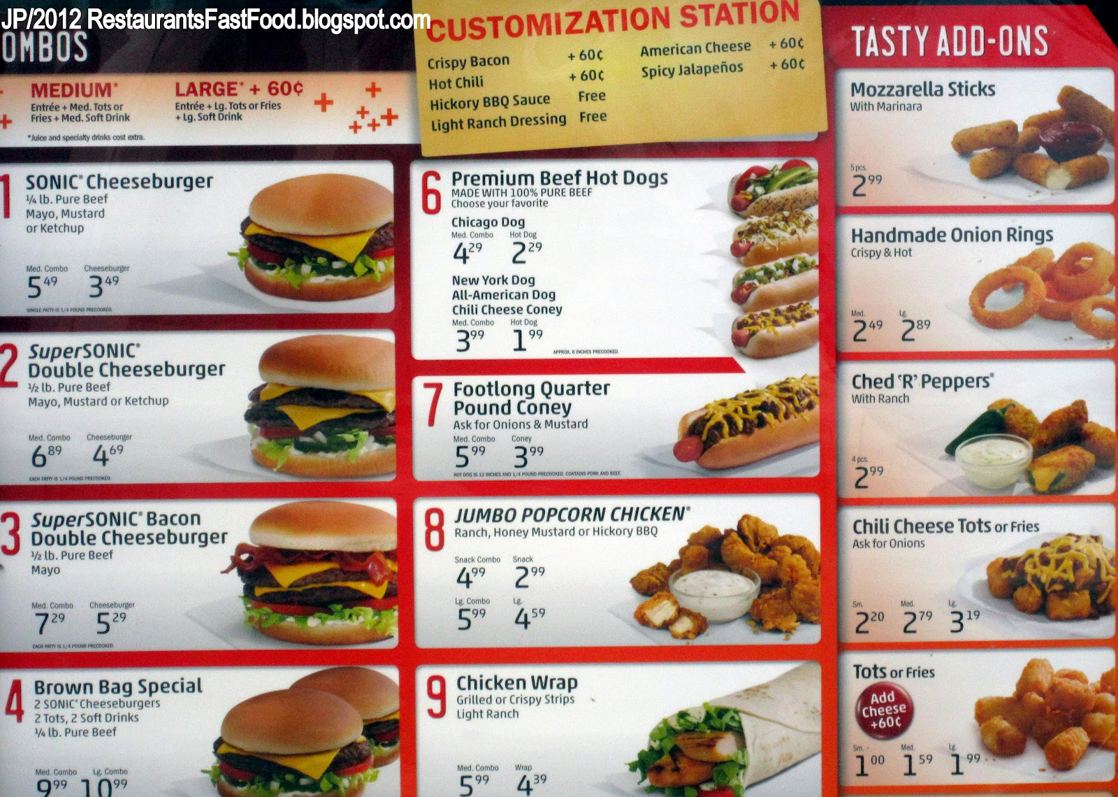 comparison the fast food restaurant and Fine dining vs fast food in my opinion, you cannot really compare fast food to fine dining because they are in two different categories sure a customer will look at the decor in a fast food restaurant like mcdonald's.
