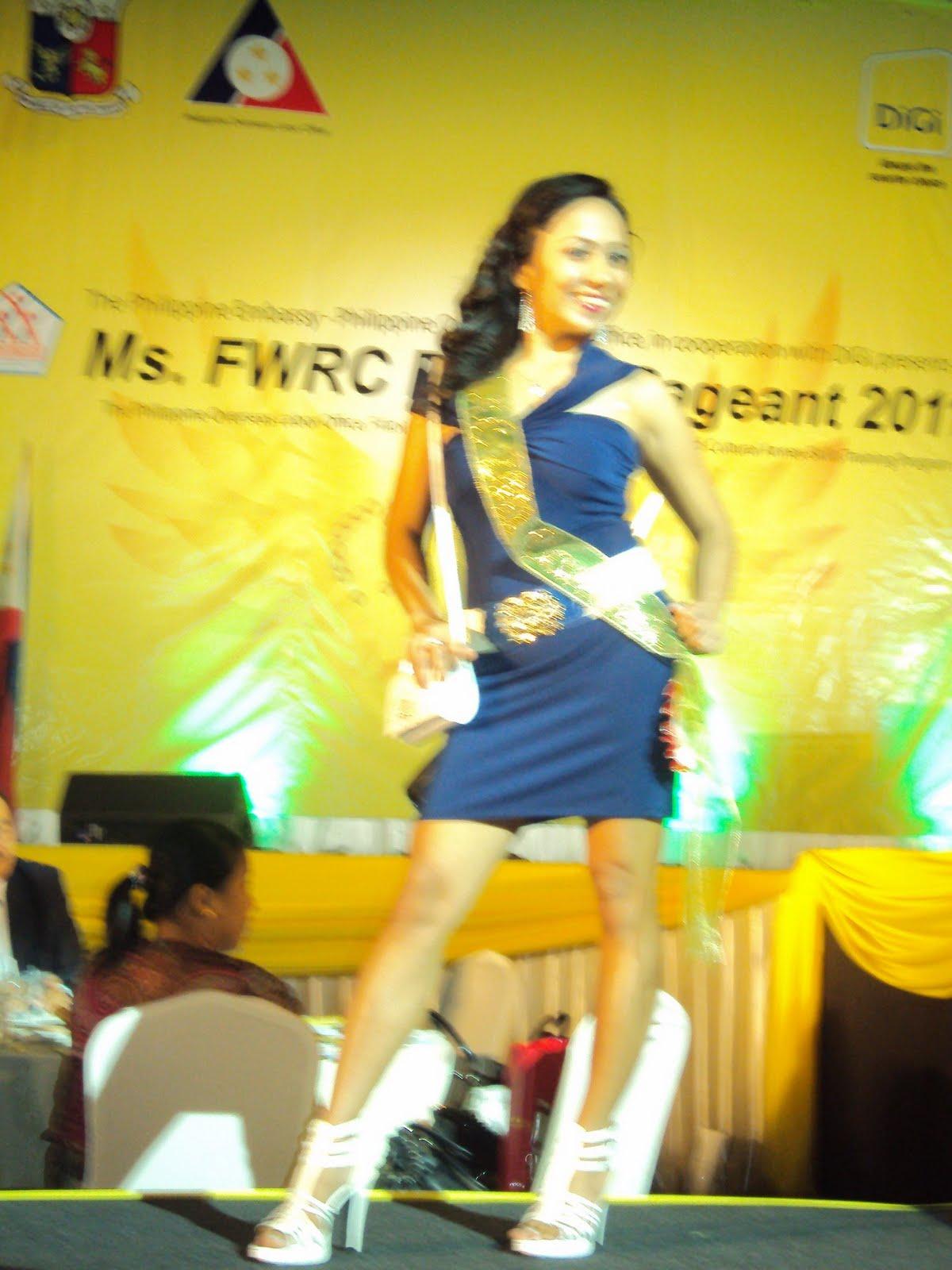 Beauty Pageant Casual Wear
