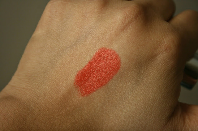 Stila Color Balm Lipstick in Valentina Swatch