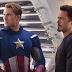 Vazou! Confira cena de Tony Stark e Capitão América em 'Os Vingadores 2'