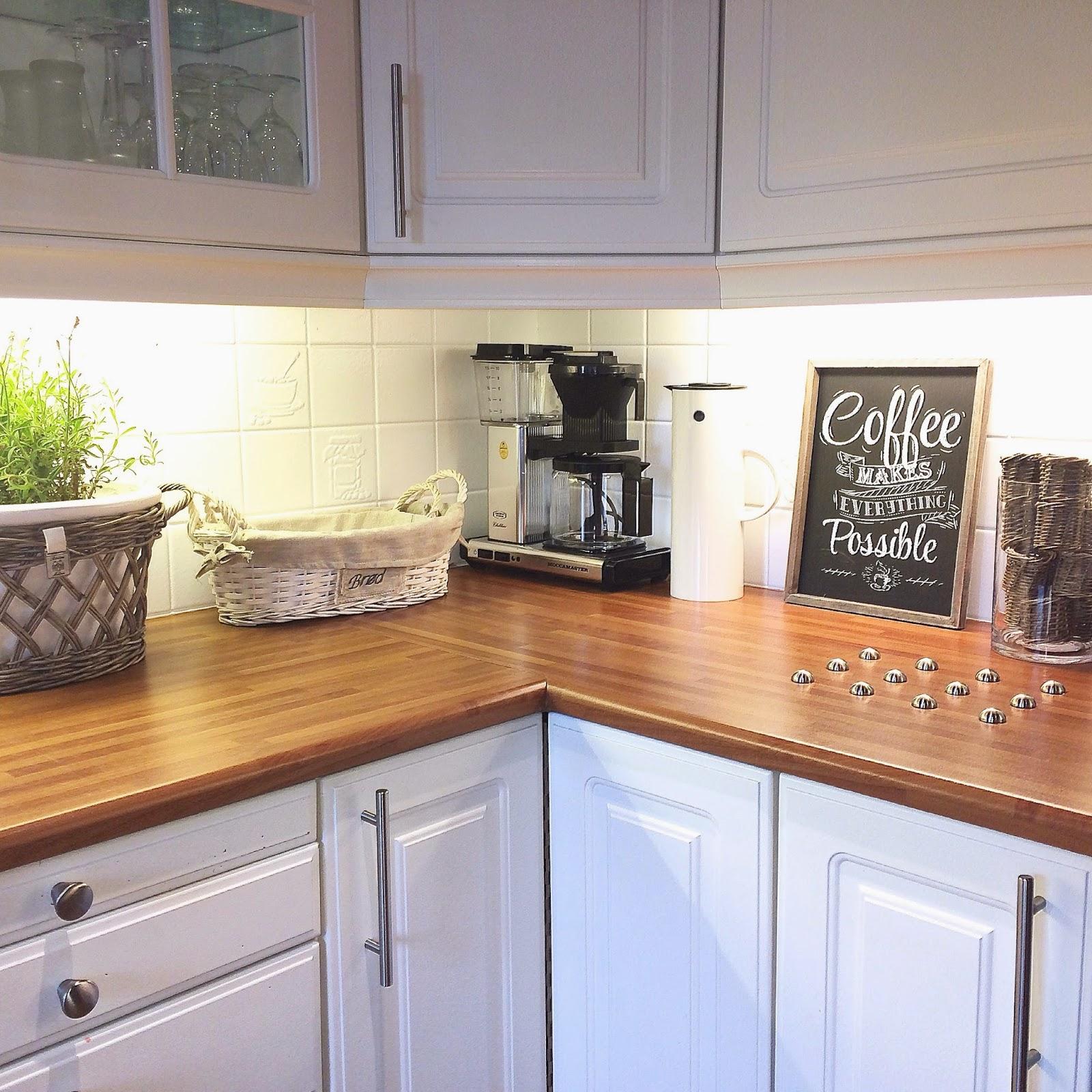 ... maison, rmnorge, maling, fliser, kj?kken, kitchen, coffee, oppussing