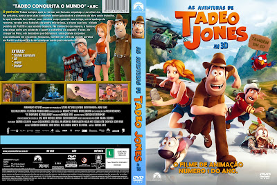 As Aventuras de Tadeo Torrent - Dual Áudio (2013)