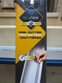 Alu-Rex Rain Gutter Toronto Eavestrough