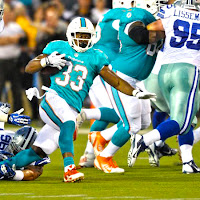 Dolphins RB Depth Chart