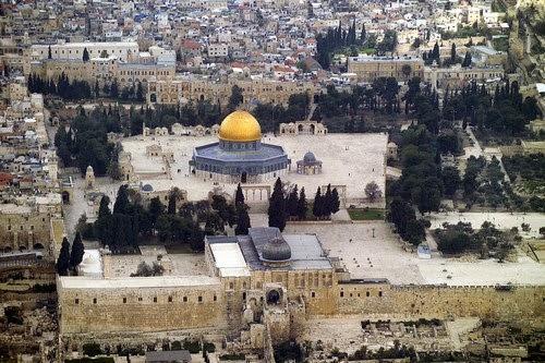 Masjid Al-Aqsha – Jerusalem, Palestina