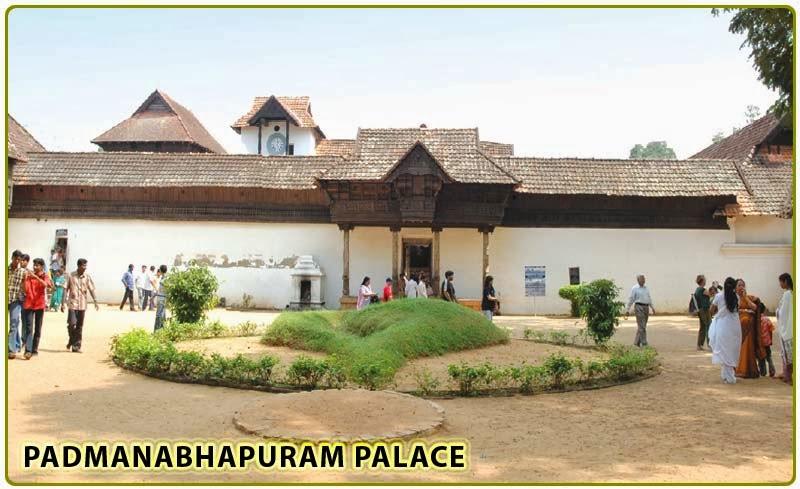 Padmanabhapuram Palace Kovalam Thiruvananthapuram India