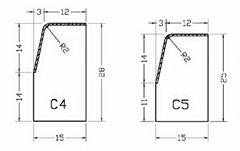bordillos, prefabricados,de,hormigon, prefabricado, hormigón, precio, acera,rigola
