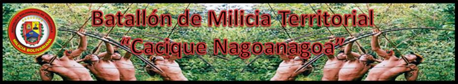 "Unidad de Milicia Territorial ""Cacique Nagoanagoa"""