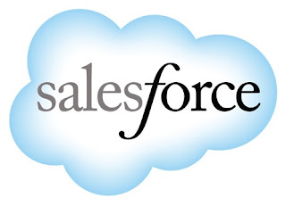 Salesforce.com (CRM) Logo