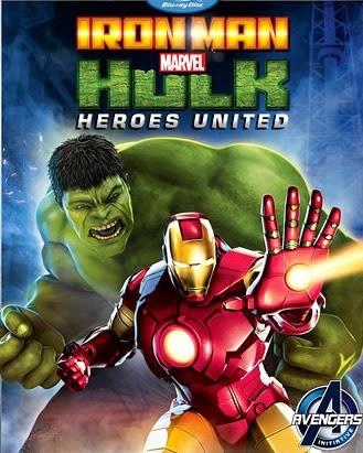 Iron Man & Hulk: Heroes United (2013) Online